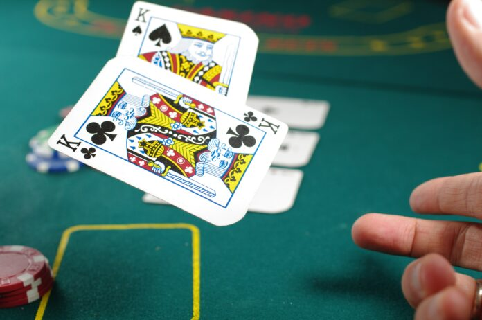 Casinospel, börsen och risktagande